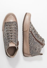 Candice Cooper - MID - Sneakers high - stone - 3