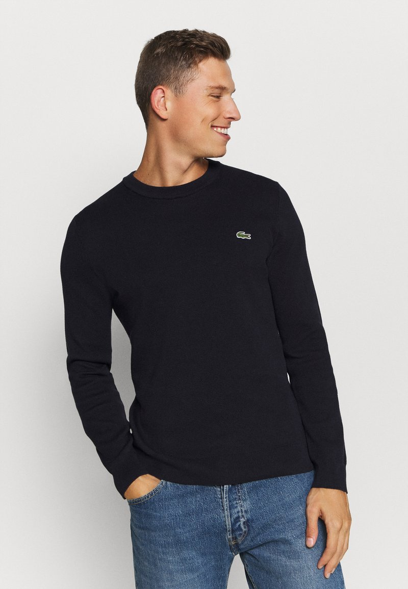 Lacoste - Sweter - abysm