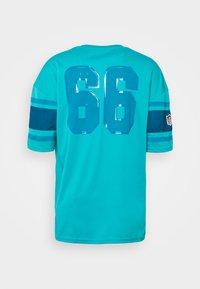 Fanatics - NFL MIAMI DOLPHINS FRANCHISE FASHI - Print T-shirt - aqua - 1