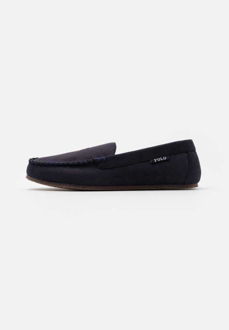 Polo Ralph Lauren - DEZI  - Domácí obuv - navy