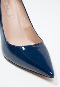 Pura Lopez - High heels - navy - 6