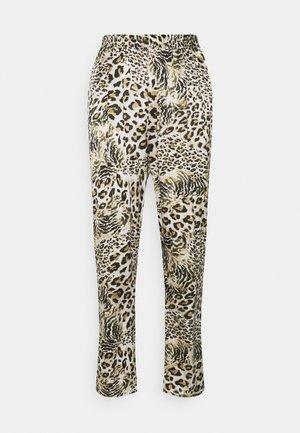 Pantalon classique - beige/brown/black
