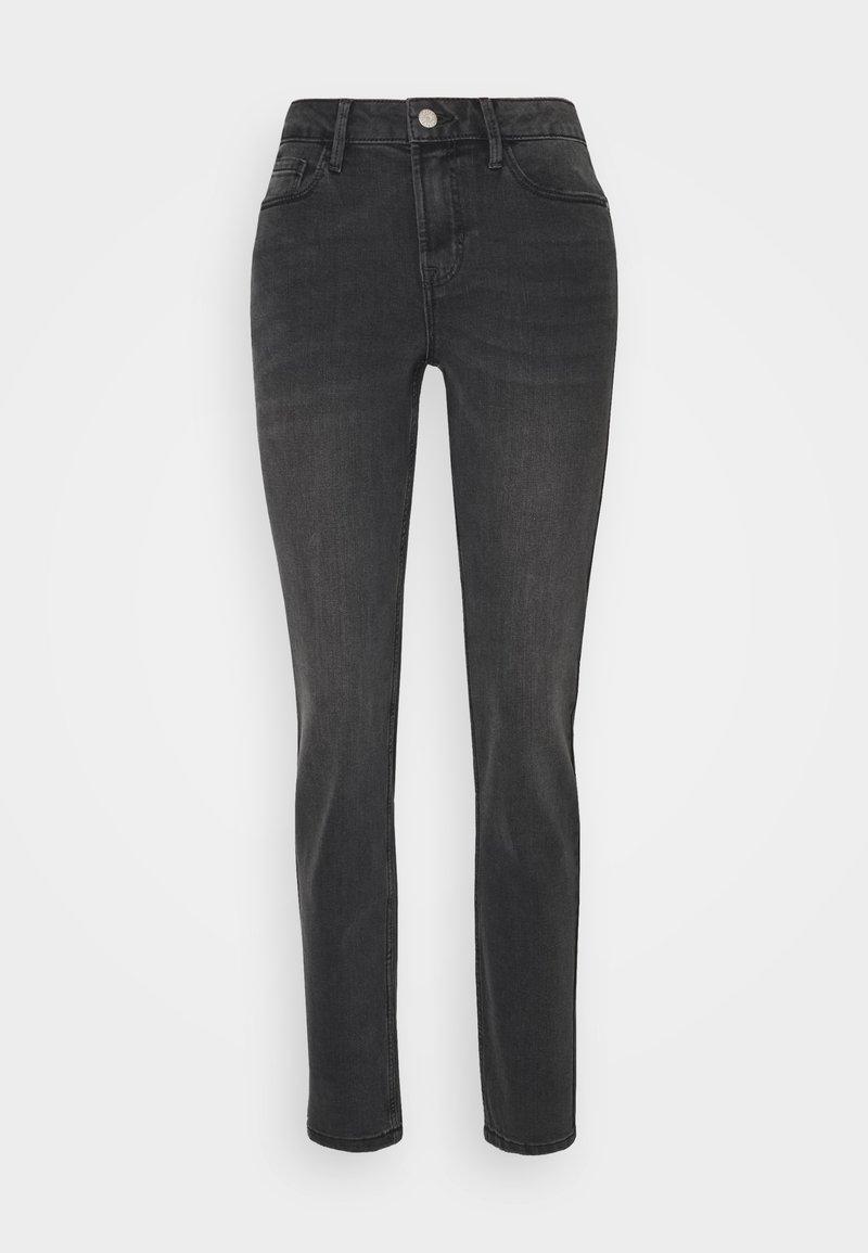 JDY - JDYJIHANE LIFE - Jeans straight leg - grey denim