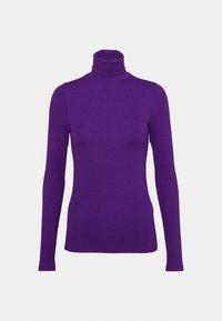 Polo Ralph Lauren - LONG SLEEVE - Jumper - british purple - 5