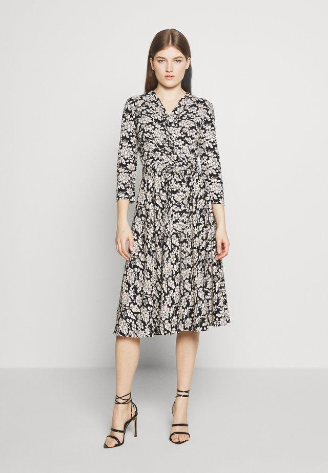 ACQUA - Jersey dress - schwarz