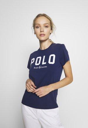 T-shirt imprimé - holiday navy