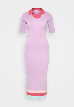 GIA - Jumper dress - colourblock