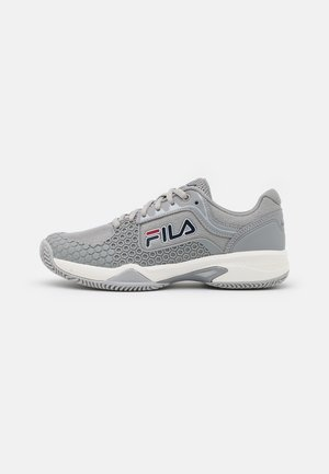 WOMEN - Tenisové boty na všechny povrchy - grey