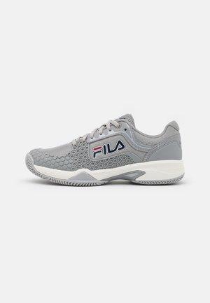WOMEN - Multicourt tennis shoes - grey