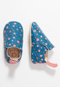 Easy Peasy - BLUBLU ECLIPSE - First shoes - cobalt/rosy - 0