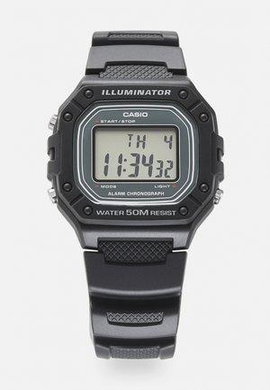 UNISEX - Digitální hodinky - black