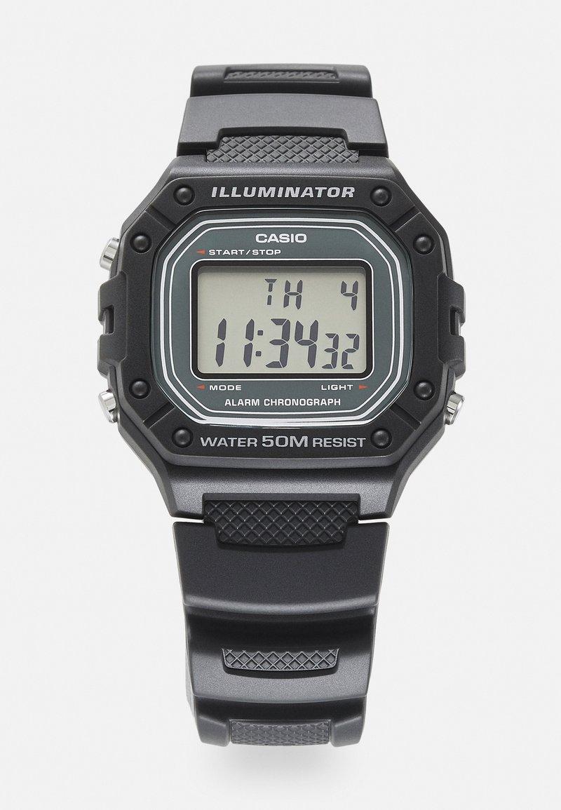 Casio - UNISEX - Digitální hodinky - black