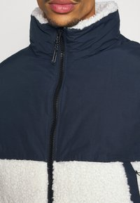Champion - ROCHESTER HOODED JACKET - Winter jacket - blue - 5