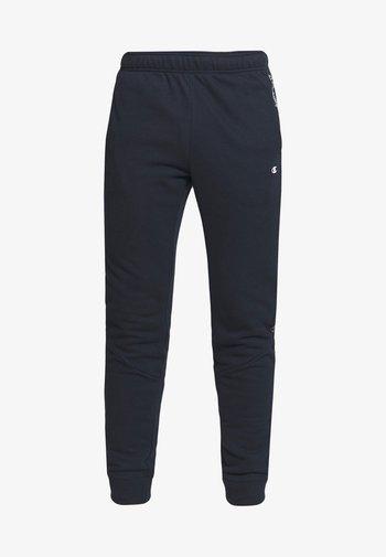 TAPE PANTS - Træningsbukser - dark blue