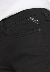 Replay - NEW LUZ - Jeans Skinny Fit - black - 6
