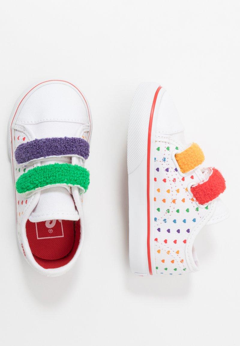 Vans - STYLE  - Matalavartiset tennarit - rainbow/true white