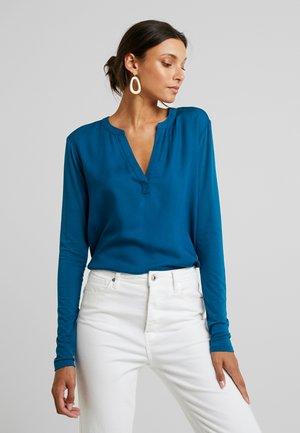 KACALINA BLOUSE - Pusero - moroccan blue