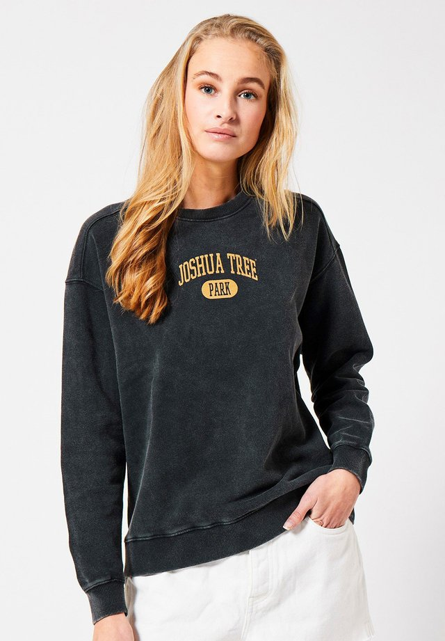 STEVIE - Sweater - washed grey