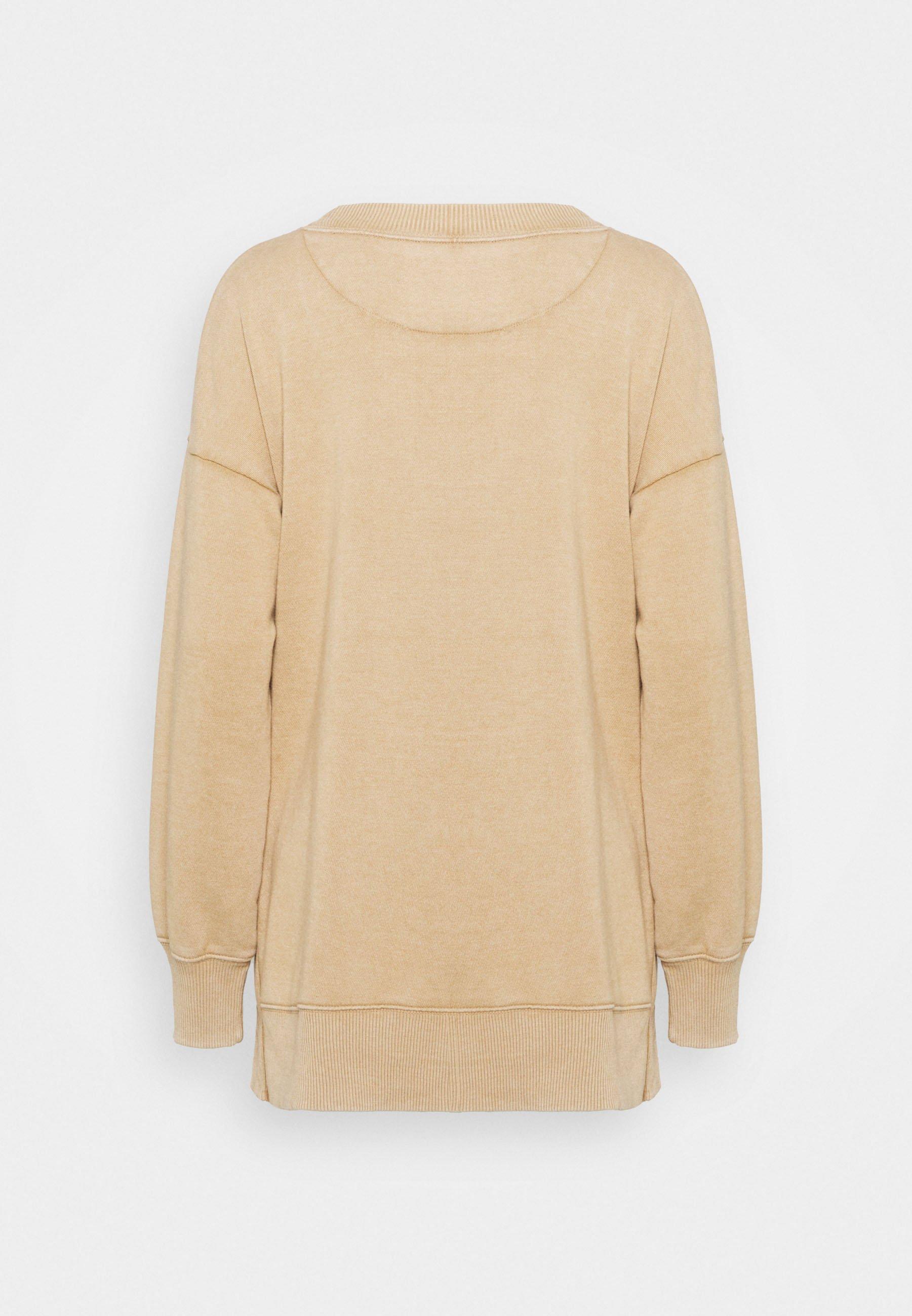 Women SUNDRY GARDEN CREW - Sweatshirt