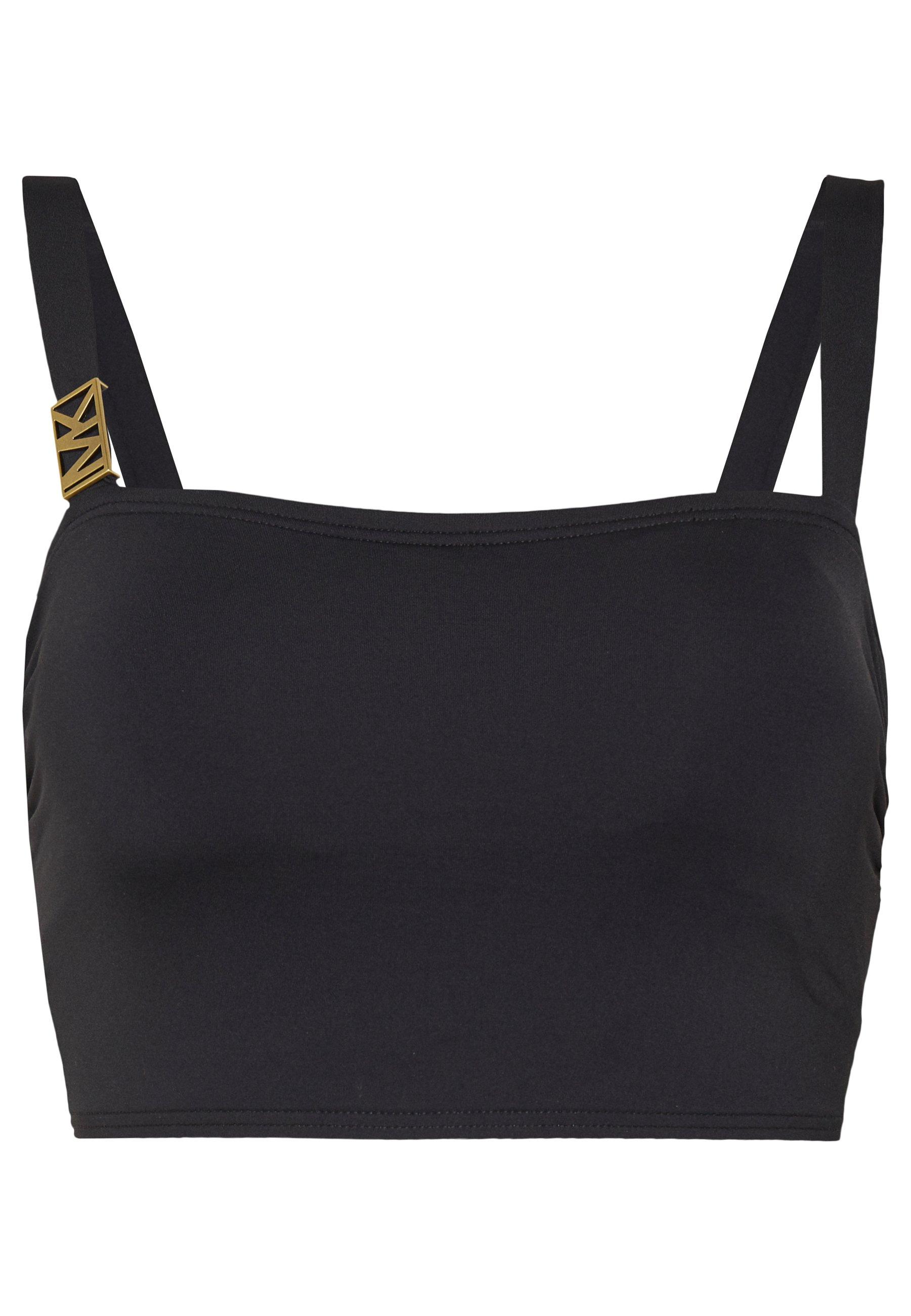 Women LOGO SOLIDS BRALETTE - Bikini top