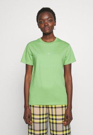 SUZANA TEE  - Basic T-shirt - green