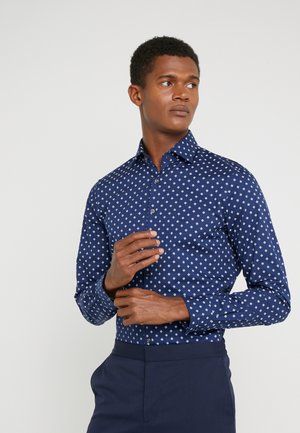 PARMA SLIM FIT - Formal shirt - navy