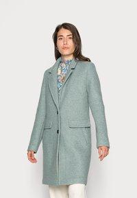 Esprit - Classic coat - dusty green - 0