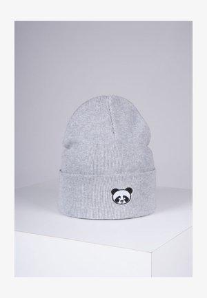 PANDA - Bonnet - dunkelgrau