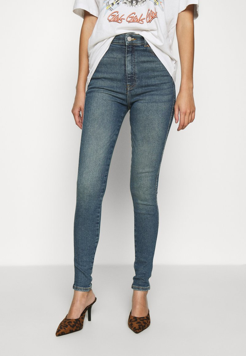 Dr.Denim - MOXY - Jeans Skinny Fit - eastcoast blue