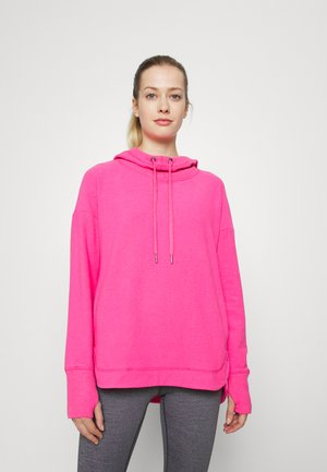 ESCAPE LUXE HOODY - Hoodie - camellia pink