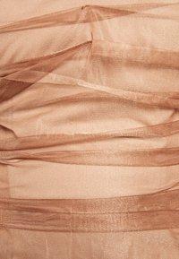 LEXI - COURTNEY DRESS - Cocktail dress / Party dress - rose gold - 4