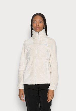 OSITO JACKET - Fleece jacket - gardenia white