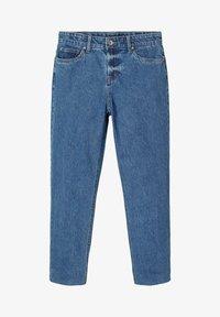 LMTD - HIGH WAIST  - Slim fit jeans - medium blue denim - 0