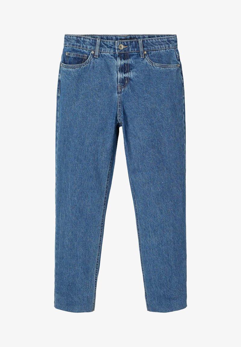 LMTD - HIGH WAIST  - Slim fit jeans - medium blue denim