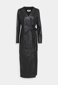 MM6 Maison Margiela - Robe d'été - black - 0