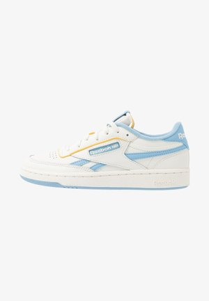 CLUB C REVENGE - Sneaker low - chalk/fluid blue
