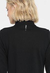 ONLY Play - ONPELINA  - Zip-up hoodie - black - 5