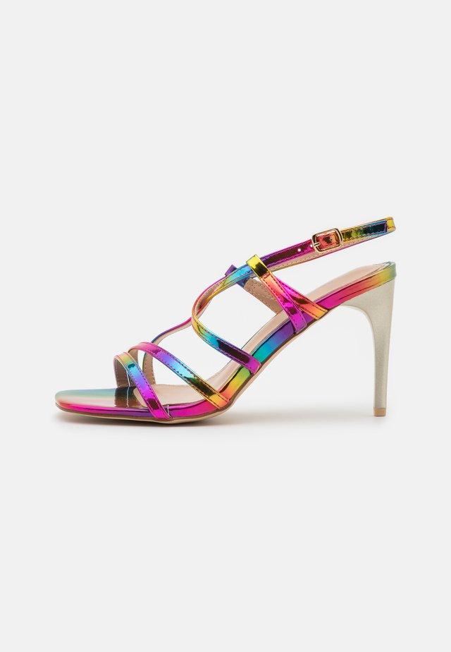 Sandals - rainbow