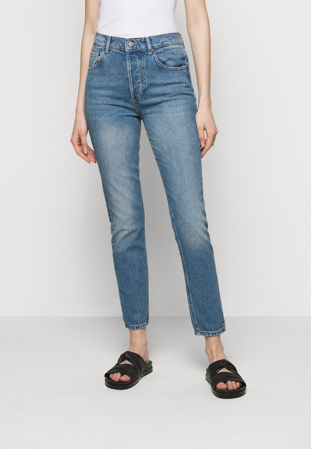 THE BILLY STRETCH HIGH RISE  - Jeans Skinny Fit - light blue