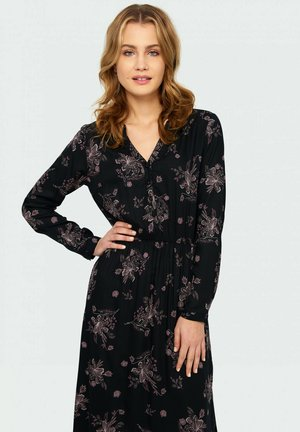 Sukienka koszulowa - pattern