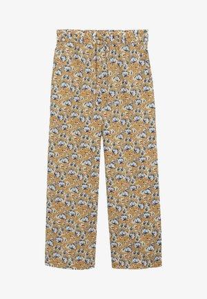 PUGLIA-H - Trousers - medium brown