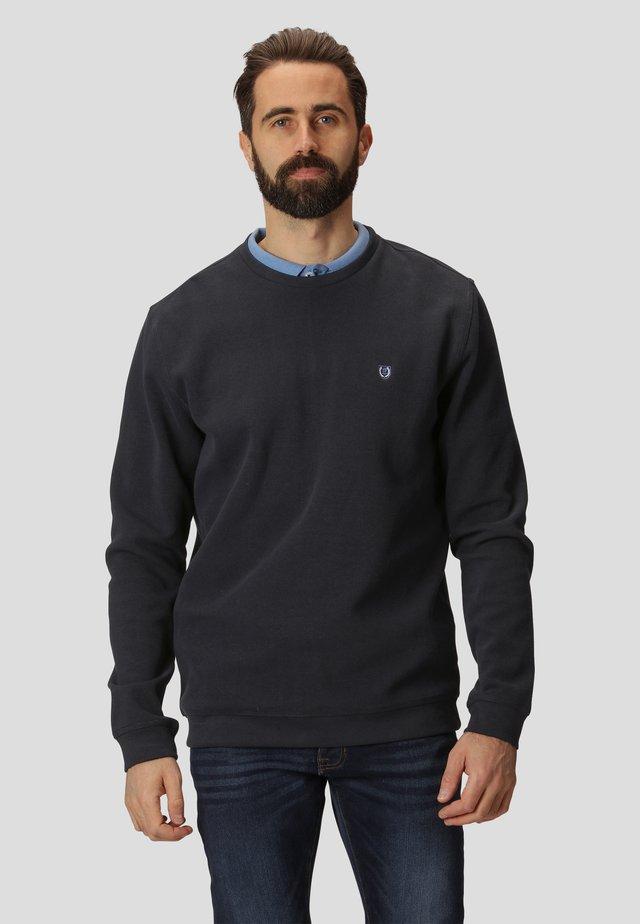 MIGAN - Sweatshirt - ultra dark navy