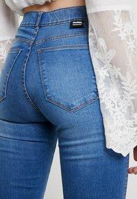 Dr.Denim - SONIQ - Bootcut jeans - laguna blue - 3