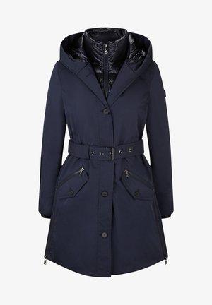 KAJA - Płaszcz puchowy - navy blau