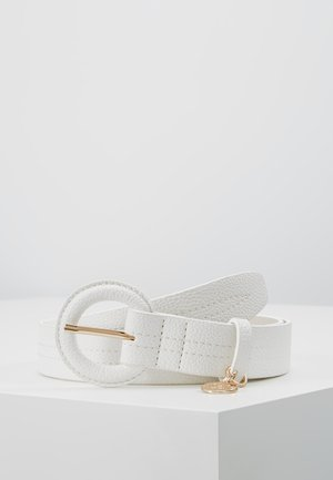 CINTURA MIDNIGHT - Belte - white
