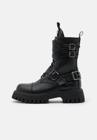 Koi Footwear - VEGAN ETERNAL - Cowboystøvletter - black - 1