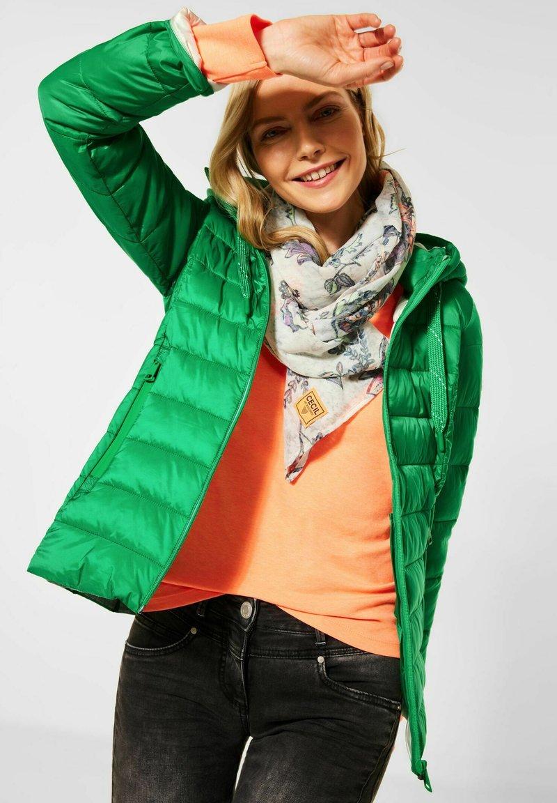 Cecil - Winter jacket - grün