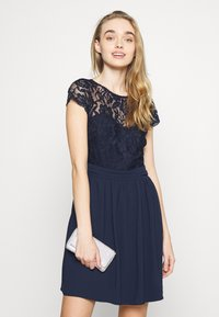Nly by Nelly - MAKE ME HAPPY - Cocktail dress / Party dress - navy - 3