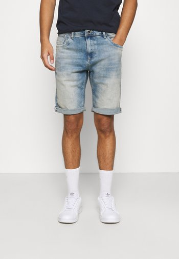 BRASS - Denim shorts - bleached used