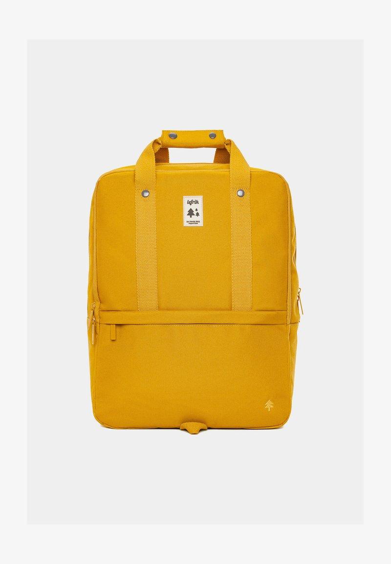 LEFRIK - Zaino - mustard